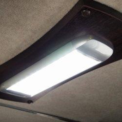 LEDメイン照明